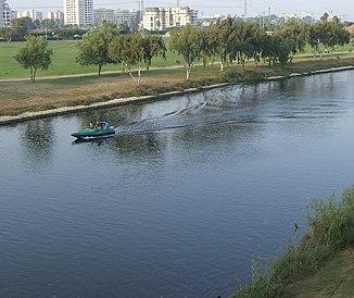 Yarkon in Tel Aviv