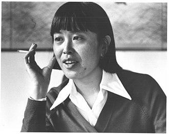 Wendy Yoshimura - Image: Yoshimura Interview, 1976