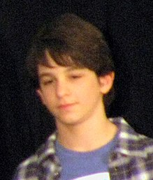 Zachary Gordon interprète Grant.
