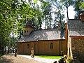 Zakopane - stary kościół p.w. św. Klemensa....jpg