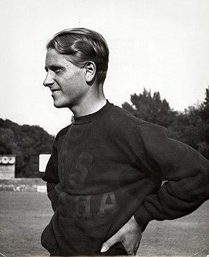 Zdeněk Koubek - Zdeněk Koubek in 1936