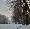 Zicht op de achtergevel, gezien vanuit het park - Oosterhout - 20383783 - RCE.jpg
