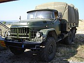 Zil-131 truck in Bulgaria.JPG