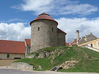 Znojmo Rotunda church building in Q56415461, Czech Republic