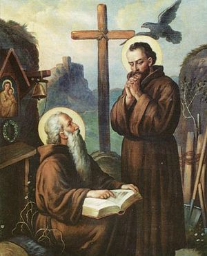 Benedict of Szkalka - St. Benedict of Szkalka and St. Andrew Zorard