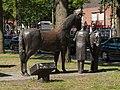 Zuidlaren, het Zuidlaardermarktmonument foto2 2014-07-12 11.42.jpg