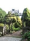 zuylestein - hek in tuin