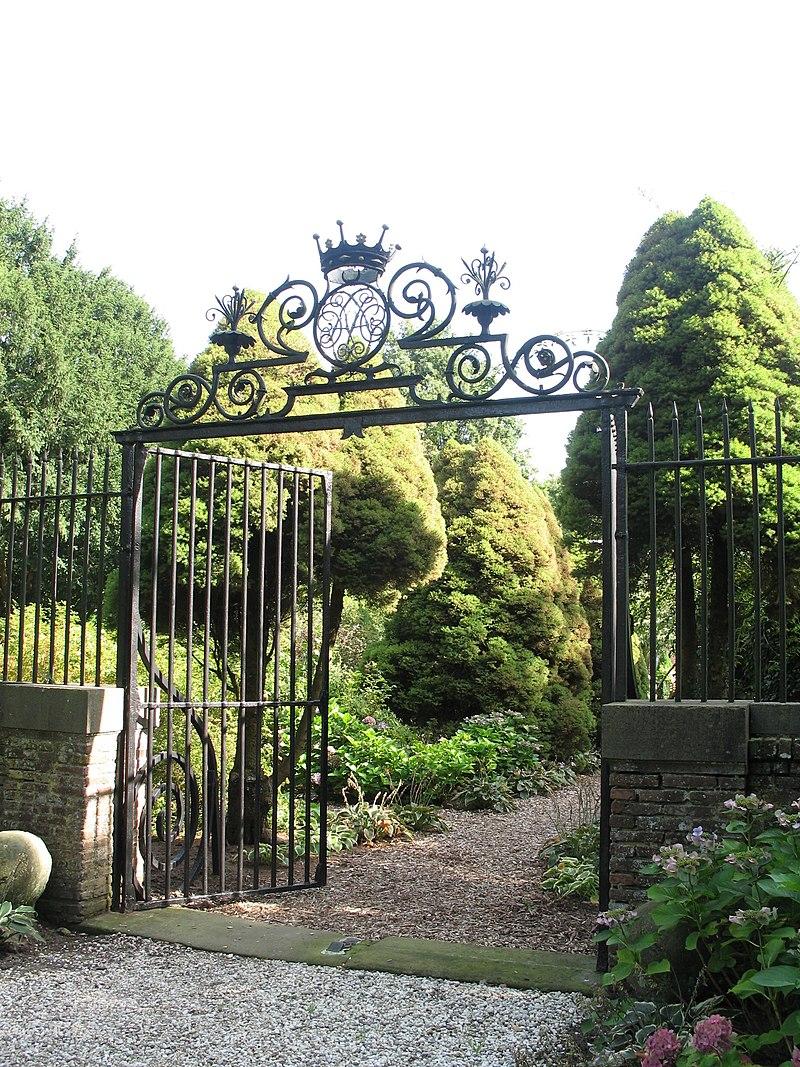 Zuylestein: muren, zitnissen, hekken, tuinen en dergelijke in ...
