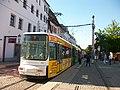 Zwickau, Straßenbahnhaltestelle Hauptmarkt.jpg