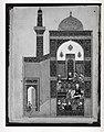 """Laila and Majnun at School"", Folio from a Khamsa (Quintet) of Nizami MET 1994.232.jpg"