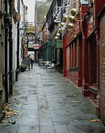 "File:""The Shambles"" Chesterfield (4052789615).jpg"