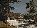 'Dry Arroyo, California' by D. Howard Hitchcock, 1910.jpg