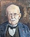 (Albi) Portrait du professeur Branly (1936) - Maurice Asselin MTL.26.jpg