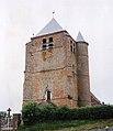 Église Saint-Corneille-et-Saint-Cyprien d'Hary en 1991.jpg