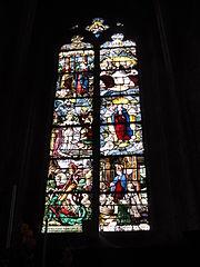 Assomption, Baptême du Christ, saint Georges, saint évêque, sainte, Trinité, saint Nicolas, Dieu le Père