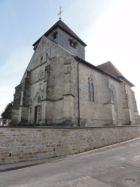 Église Saint-Martin de Véel