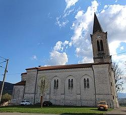 Église St Maurice Échallon 10.jpg