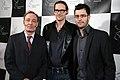 Österreichischer Filmpreis 2013 B Dieter Meyer, Bernhard Maisch, Nils Kirchhoff.jpg
