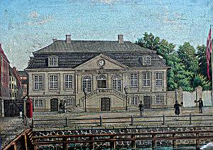 Helsingør Custom House - Øresund Custom House
