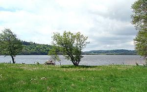 Silkeborg - Lake Ørnsø