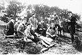 Ćwiczenia polowe batalionu Polskiej Organizacji Wojskowej z Warszawy. (22-195-1).jpg