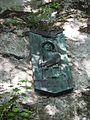 Štramberk, Jurův kámen, pamětní deska.jpg