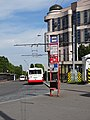 Želivského, dobíjecí stanice pro elektrobus (03).jpg