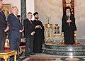 Συμμετοχή ΥΦΥΠΕΞ Κ. Γεροντόπουλου στην Τελετή Αφής του Αγίου Φωτός (13950040982).jpg