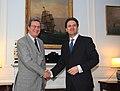 Συνάντηση ΑΝΥΠΕΞ, κ. Δ. Δρούτσα, με Ειδικό Σύμβουλο ΓΓ ΗΕ για το Κυπριακό (4843246012).jpg