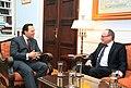 Συνάντηση ΥΠΕΞ,κ.Δ.Δρούτσα, με Πρέσβυ της Γερμανίας, Dr. Roland Michael Wegener. (5062630478).jpg