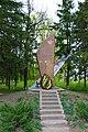 Агрономічне, Пам'ятник на честь 14 загиблих воїнів.jpg