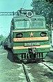 ВЛ82М-081, СССР, Воронежская область, депо Георгиу-Деж (Trainpix 159162).jpg