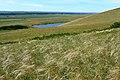 Вид с южных отрогов горы Верблюжка в северо-западном направлении - panoramio.jpg