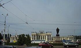 Вокзал Воронеж-1.JPG