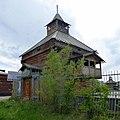 Воссозданная башня Якутского острога - panoramio.jpg