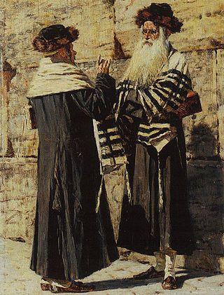 Два еврея, 1883-1884