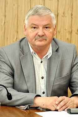 Професор Ігор Дзюбановський, червень 2016