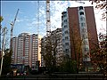 Дома на пересечении Селигерской ул. и Бескудниковского пер. - panoramio.jpg