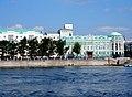 Дом Севостьянова . Вид с Набережной Рабочей молодежи.jpg