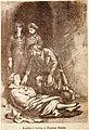 Дюма Жоанно Альбер Морсер в плену Луиджи Вампа в 1838.JPG