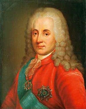 Dmitry Mikhaylovich Golitsyn - Prince Dmitry Mikhailovich Golitsyn