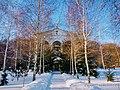 Колокольня церкви Николая Чудотворца в пгт. Диканька(2).jpg