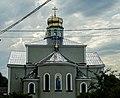 Михайлівська церква в м. Рожище зі сторони Костелу.jpg