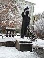 Пам'ятник Шолом-Алейхему по вулиці Рогнідинська.jpg