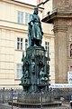 Памятник Карлу lV. Карлов мост, фрагмент.Фото Виктора Белоусова. - panoramio.jpg