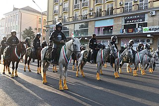 Tajikistan Independence Day Military Parade