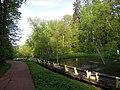 Парк с каскадными прудами. Фонтан. Валуево.jpg