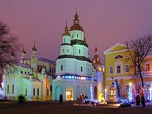Покровський собор в різдвяну ніч..jpg