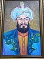 Портрет Араб Мухаммад-хана в музее Хивы.jpg