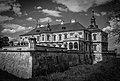 Підгорецький замок. Ч б.jpg